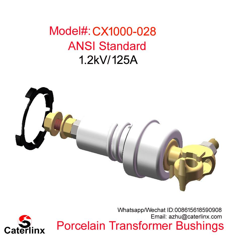 ANSI Standard Porcelain Transformer Bushings