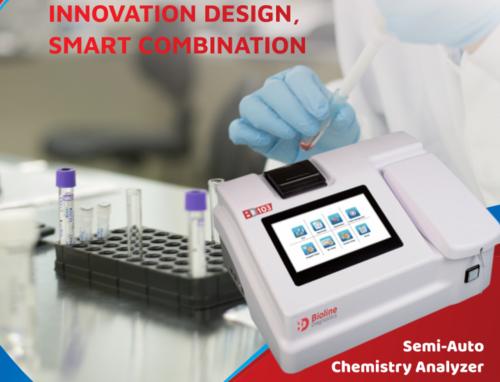 Semi-Auto Chemistry Analyzer