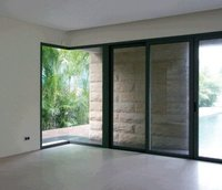 27 x 65MM ITALIAN PLUS ONE GUIDE RAIL MAAN THREE TRACK SLIDING WINDOW SYSTEM