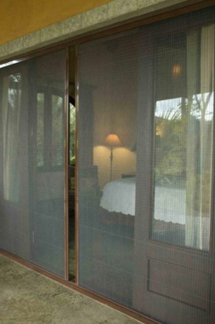 Inscect Protection Pleated Fly Screen Door / Window