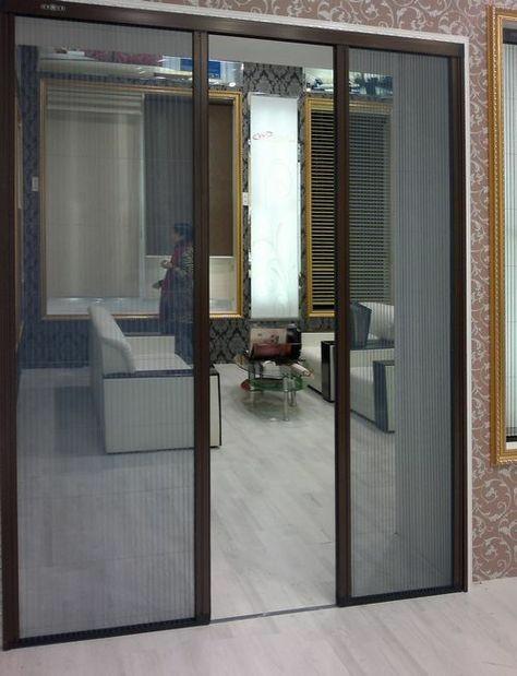 INSCECT PROTECTION PLEATED FLY SCREEN DOOR / WINDOW