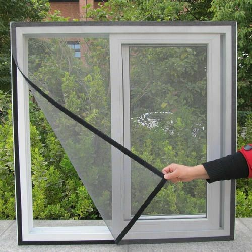 Magnetic Insect Screens For Doors / Windows