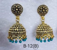 Multi Colour Earring