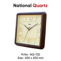 Plain wall clock