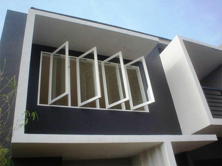 40mm Casement Windows