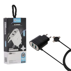Bluei Tcw 02- 3.1a, Dual Usb Mobile Charger