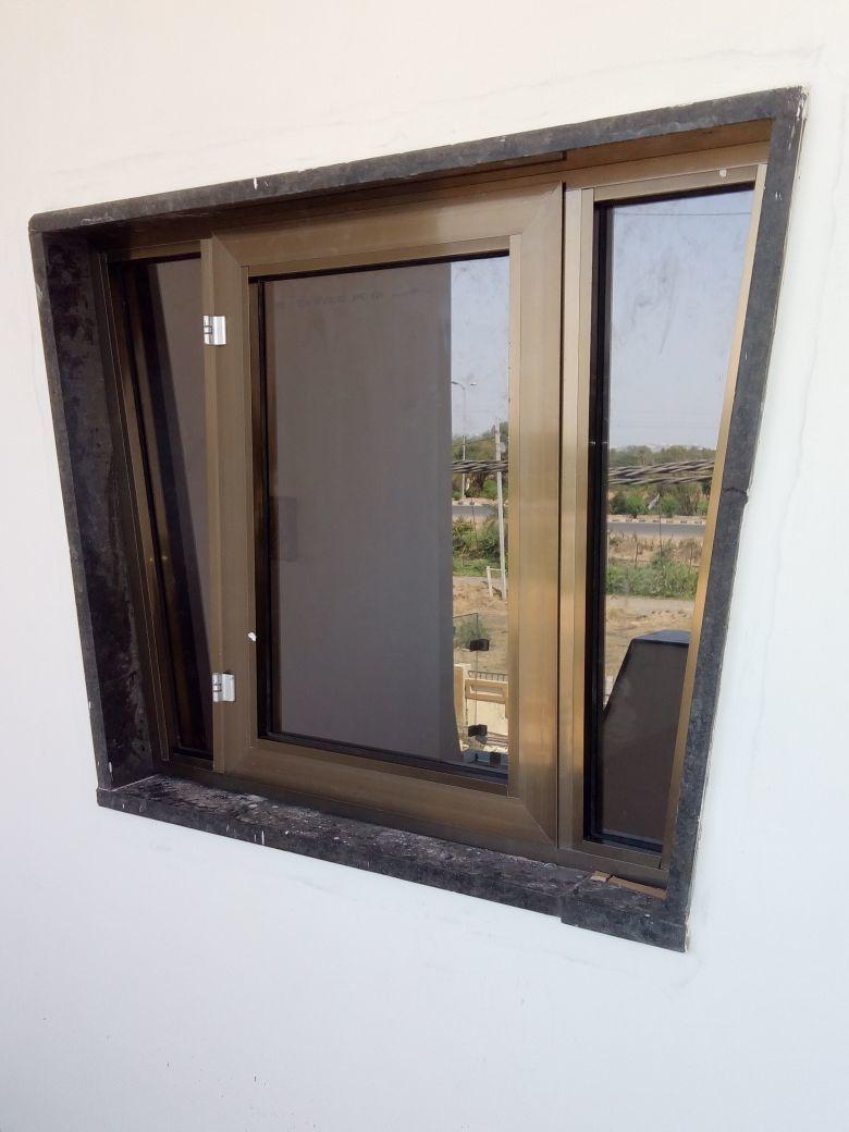 52 Mm Casement Windows