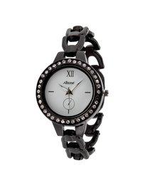 Designer black watch