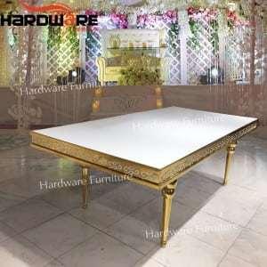 mdf wedding table