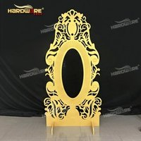 Hot style wedding divider stand