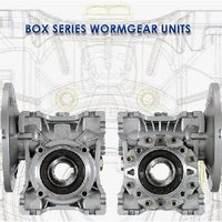 Box Series Worm Gearboxes