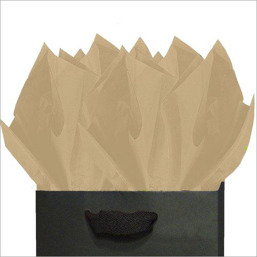 Kraft Paper Leaf Tissue
