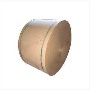 Poly Coated White Leaf Paper