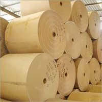 Plain Kraft Paper Roll