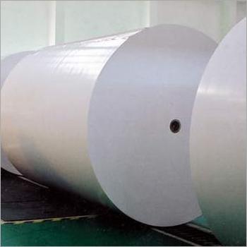 White Kraft Paper Roll