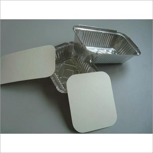 Aluminium Foil Containers Lid