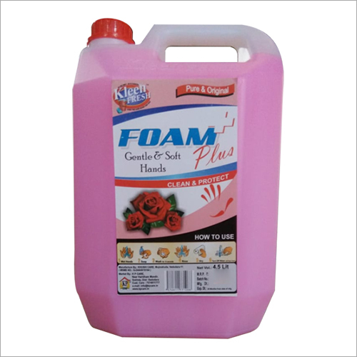 4.5 Ltr Rose Fragrance Hand Wash
