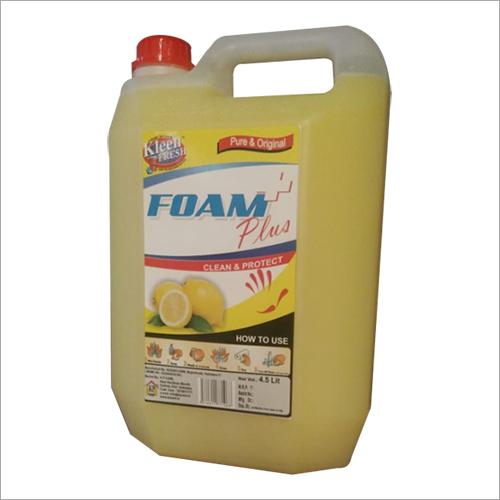 4.5 Ltr Lemon Fragrance Hand Wash