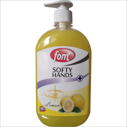 500 ml Lemon Fragrance Hand Wash