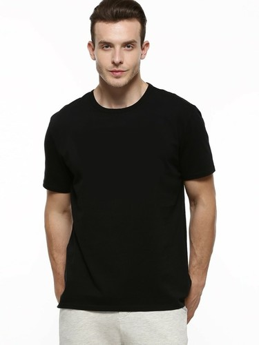 Plain Black T shirt