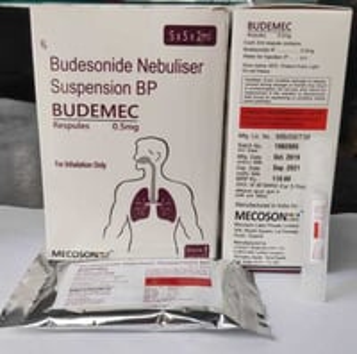Budesonide Nebuliser Suspension BP