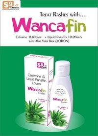 Calamine 8.0% w/w + Liquid Paraffin 10.0% w/w