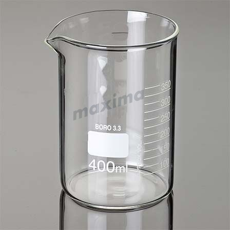 BEAKERS LOW FORM WITH GRADUATION