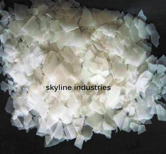 caustic  soda/potash/lye