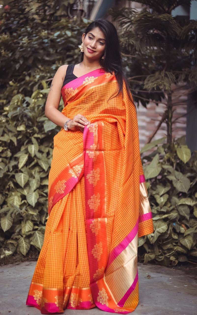 Sarees Best Of Fall Party Wear Cotton