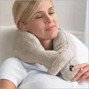 Neck Massager Pillow-Vibrating Massaging