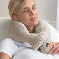 Neck Massager Pillow-Vibrating Massaging