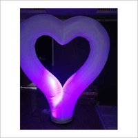 Heart Shaped Inflatable