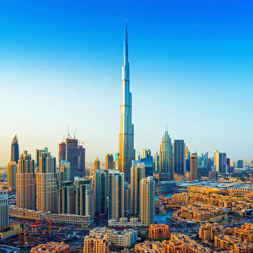 Simply Dubai Packages