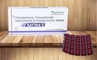 Trifluperazine 5 mg,Trihexiphenidyl 2 mg & Chlorpromazine 50 mg