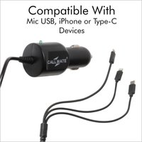 Car Charger 3 in 1
