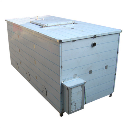 Stainless Steel Rooftop Water Boiler