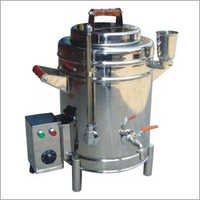 Stainless Steel Electric Milk Boiler