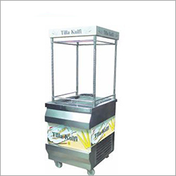 Tilla Kulfi Machine With Trolley