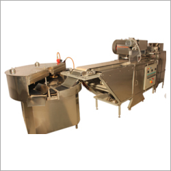 Automatic Chapati Making Machine with Rotary Puffer