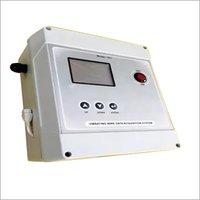 Piezometer ground water level recorder
