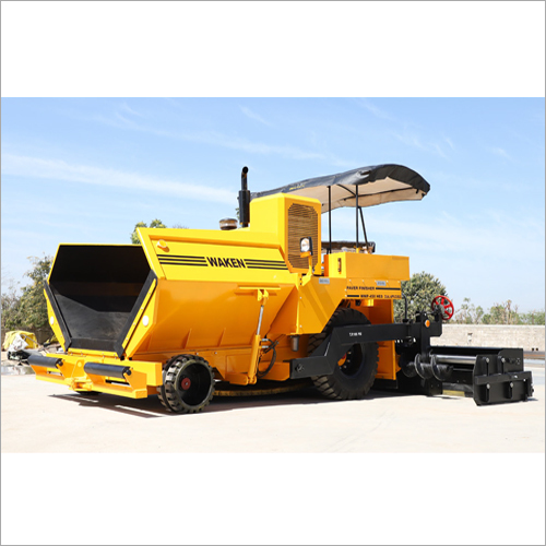 WWP 450 Machanical Paver Finisher