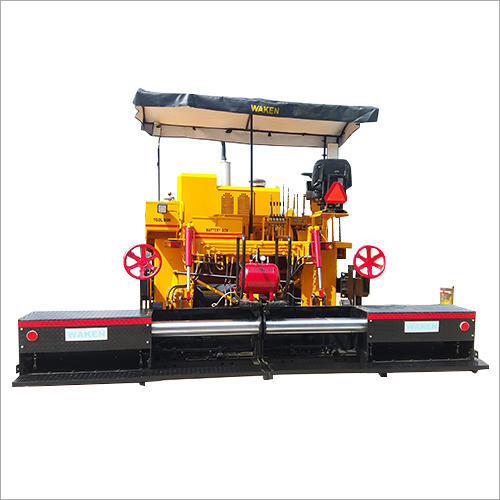 Road Paver Machine