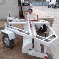 Iron Mechanical Broomer