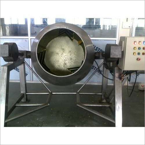 Namkeen Mixer Machine