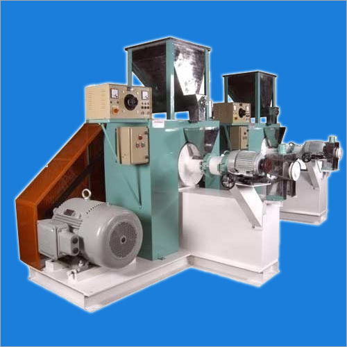 Soya Extruder Machine