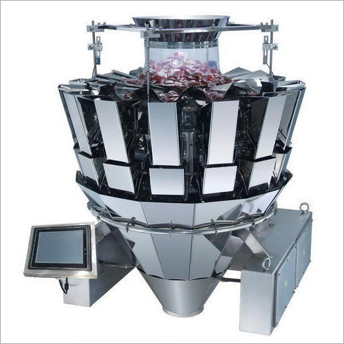 10 Head Multi Head Weigher Machine