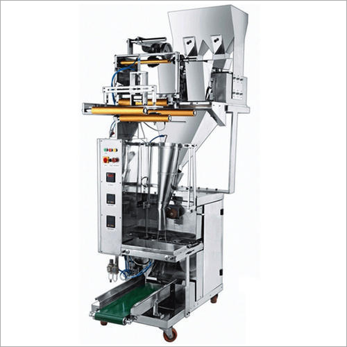 2 Head Weigher Machine