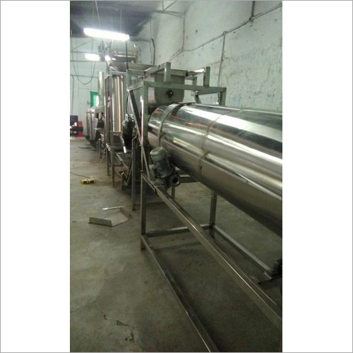 Snack Frying Line
