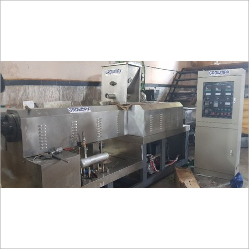 Twin Screw Snack Extruder