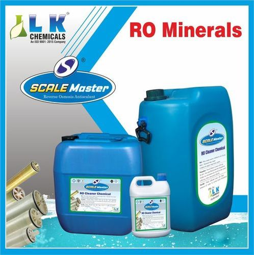 Ro Mineral Chemicals